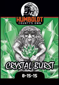 Crystal Burst (0-15-15)