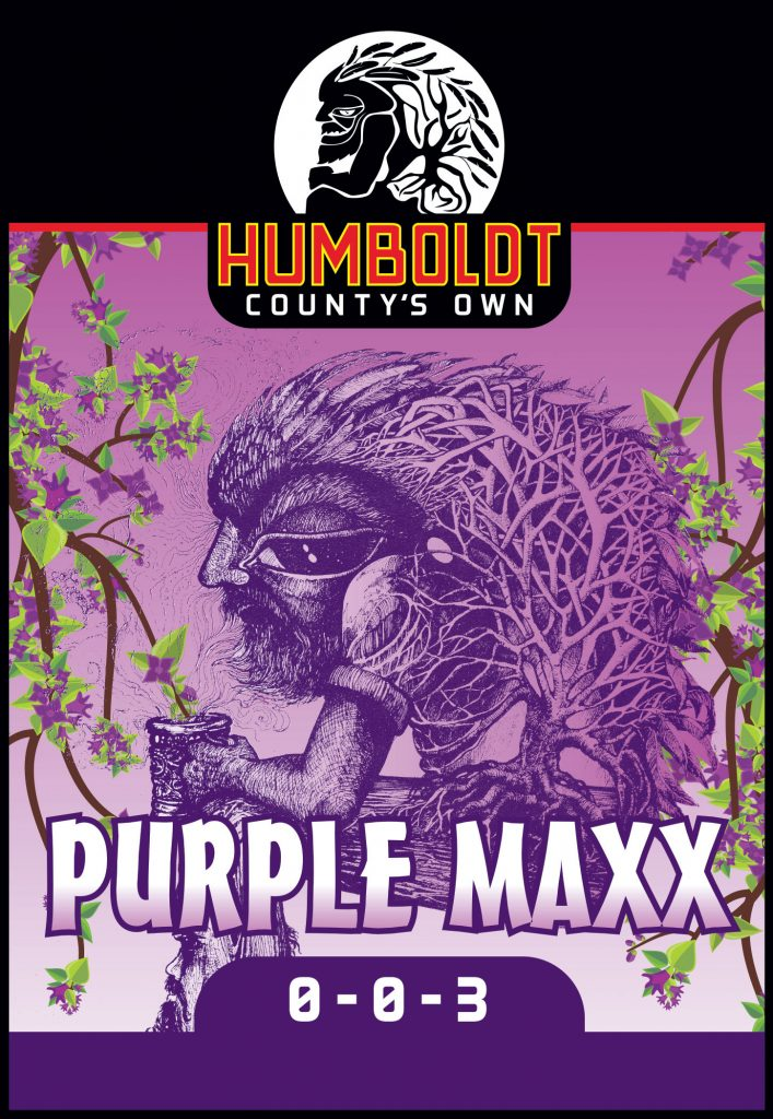 Purple Maxx