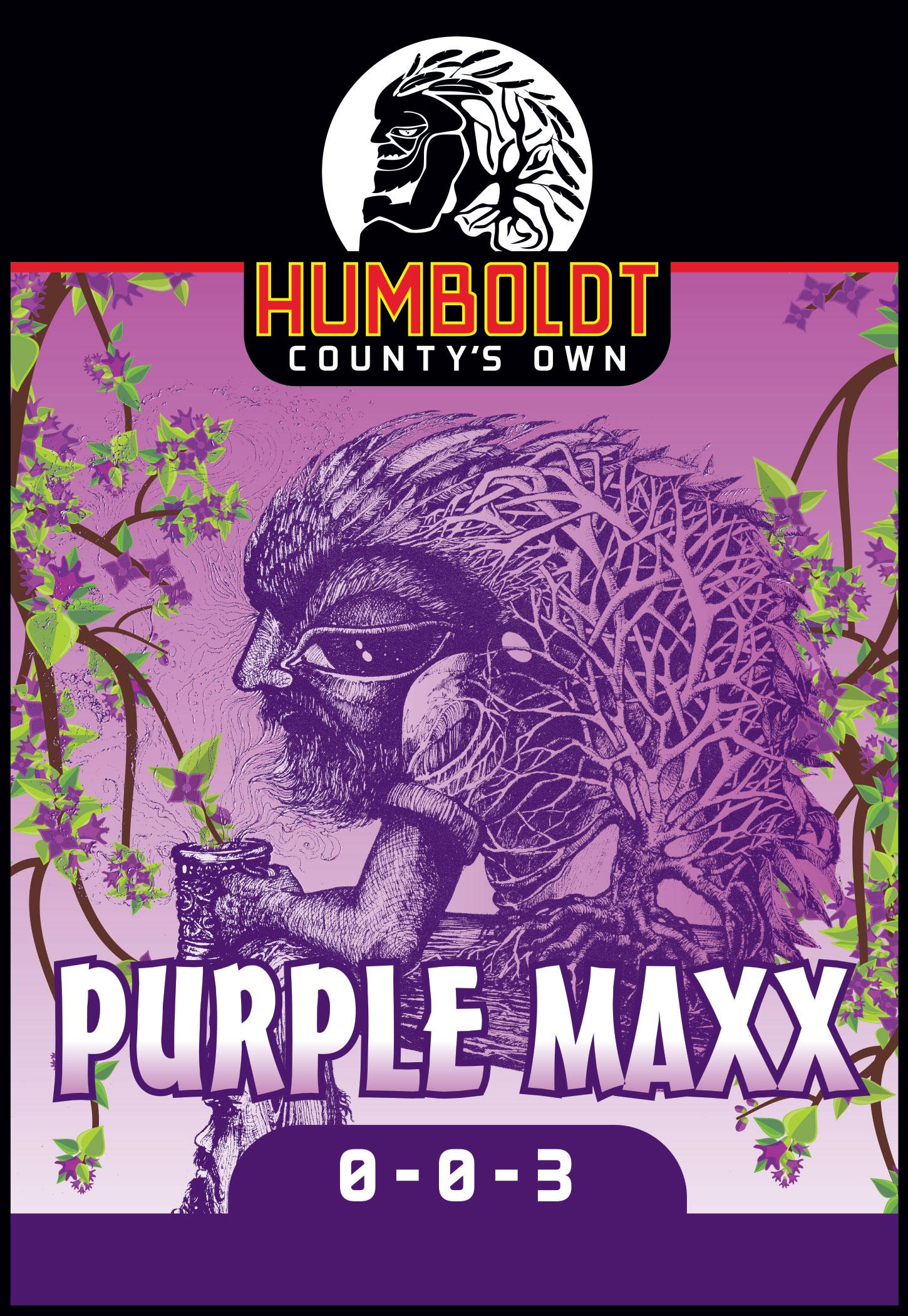 Purple Maxx